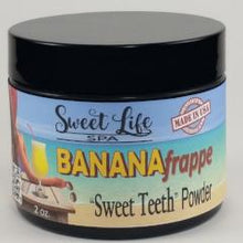 "Banana Frappe ""Sweet Teeth"" Powder 