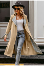 women's trench coat urban heritage