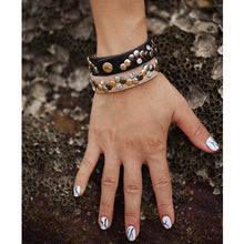 Studded Leather Bracelet