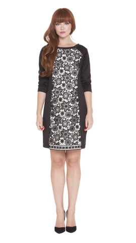 Z Eloise Fitted Dress