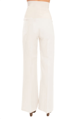 Z Lina Wide Leg Linen Pants