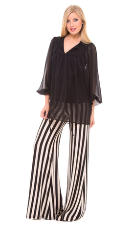 Z Abby Striped Pants
