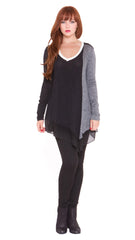 Z Margarette Asymmetrical Sweater