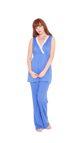 Anne Ditzy Pajama Set