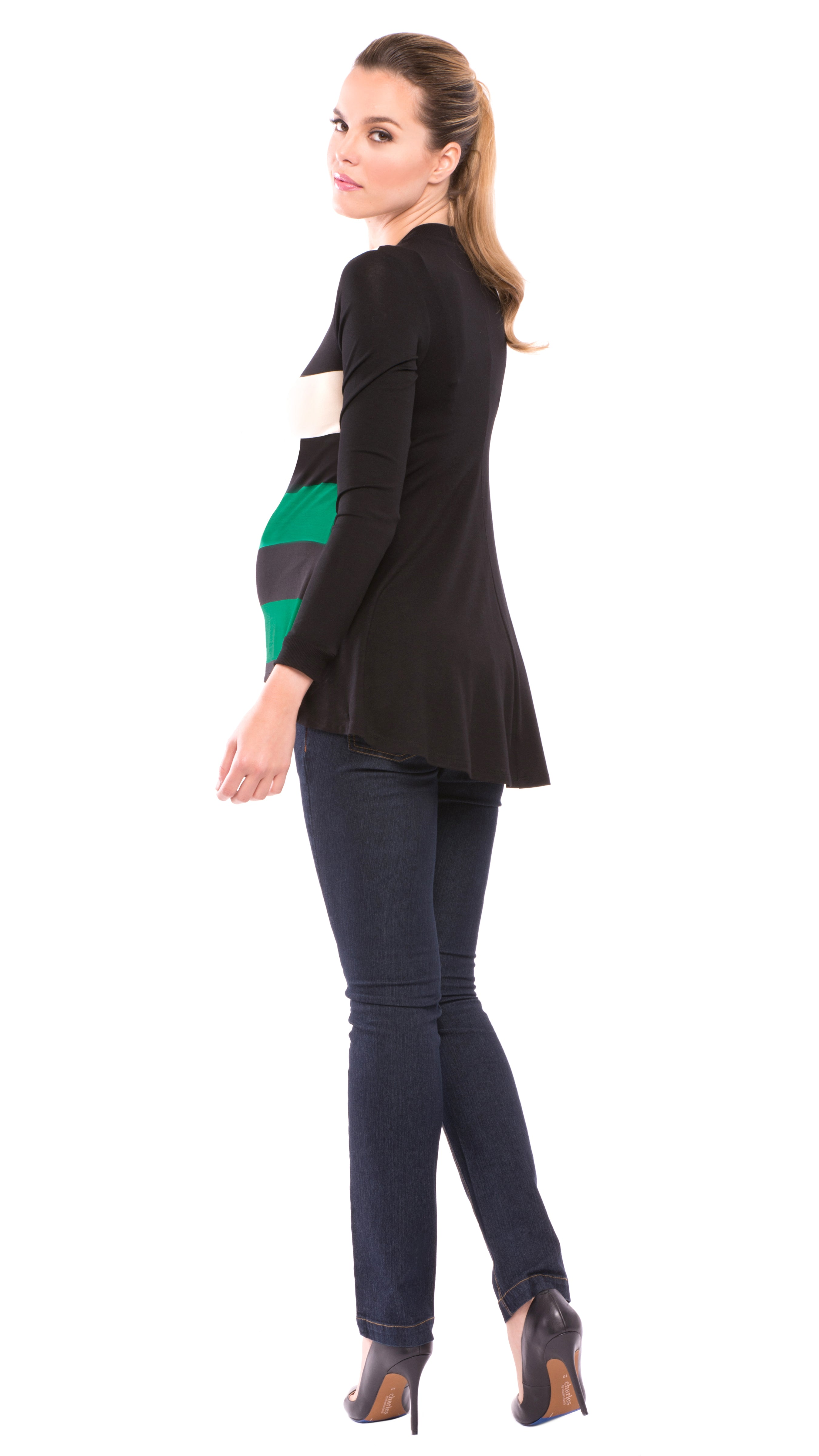 Z Liliana Pullover Top