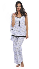 Z Anne Honey Comb Pajama Set