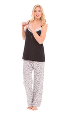 Z Anne Nursing Pajama Set