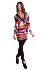 Z Bella Tunic Top