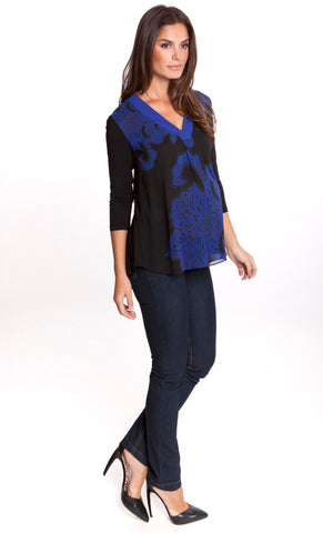 Audrey Printed Tunic
