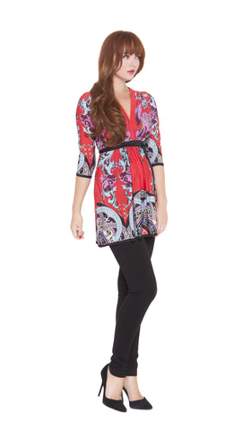 Roxanne Tunic Top