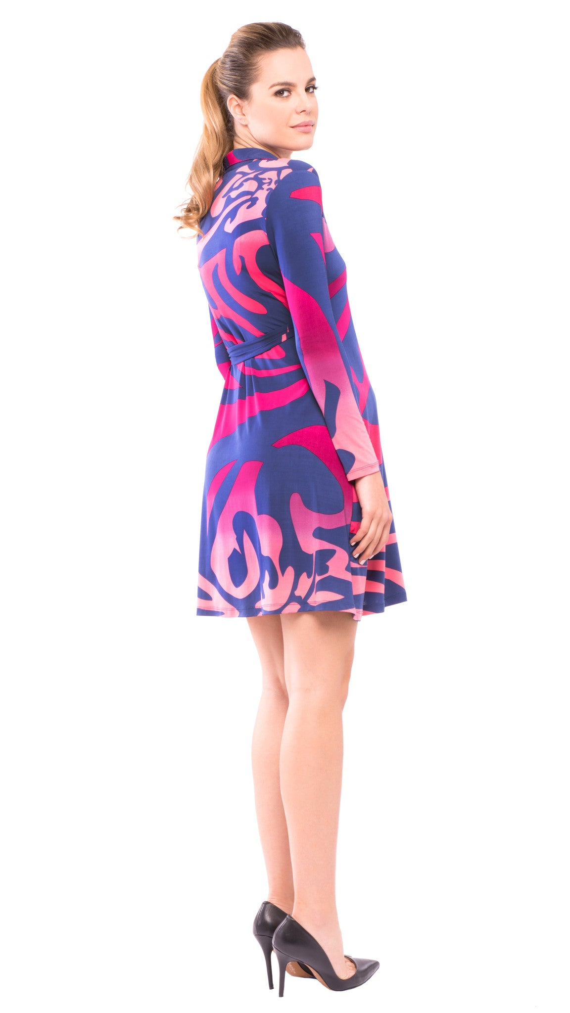 Lorraine Wrap Dress