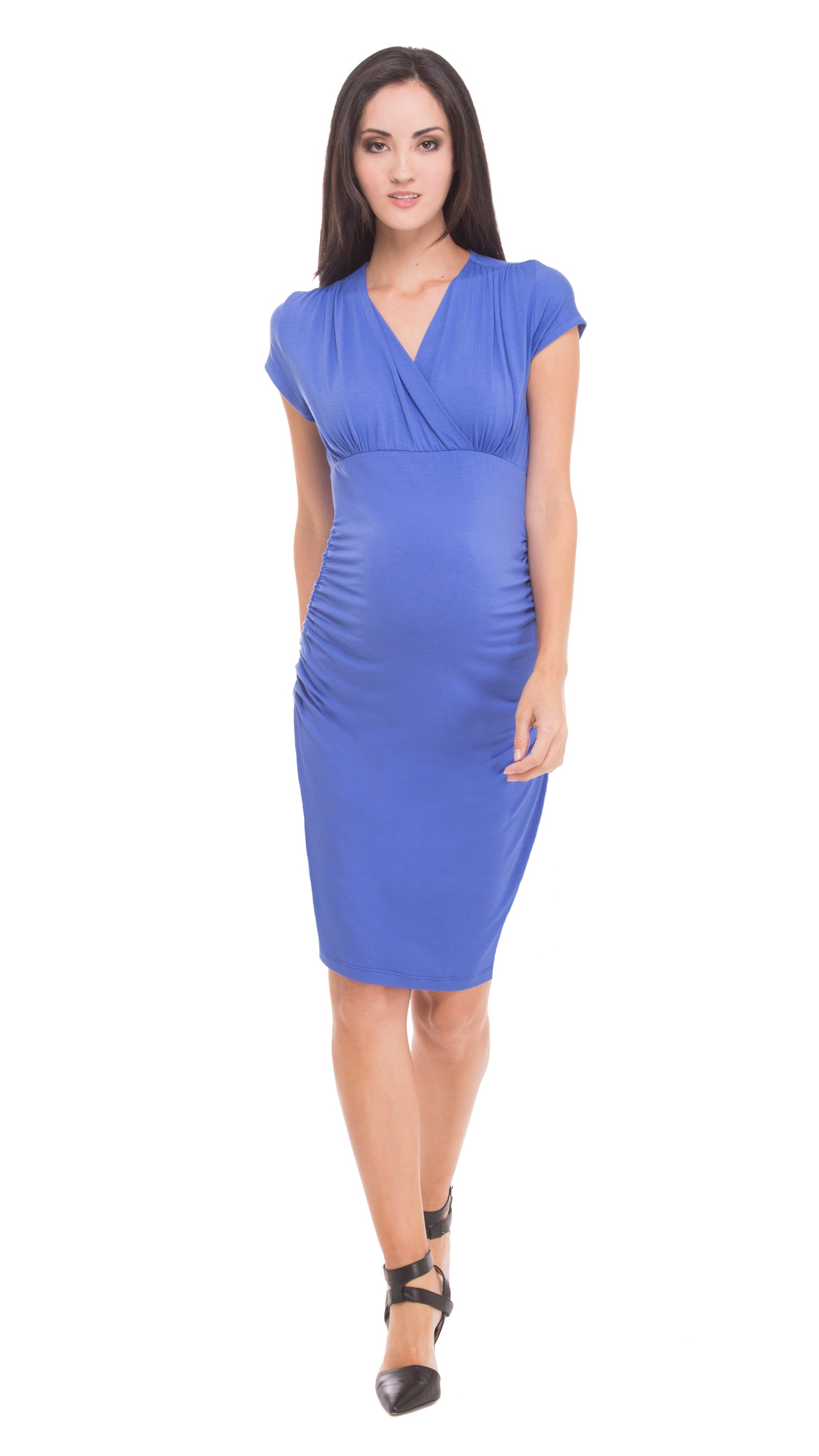 Z Lucy Ruched Dress