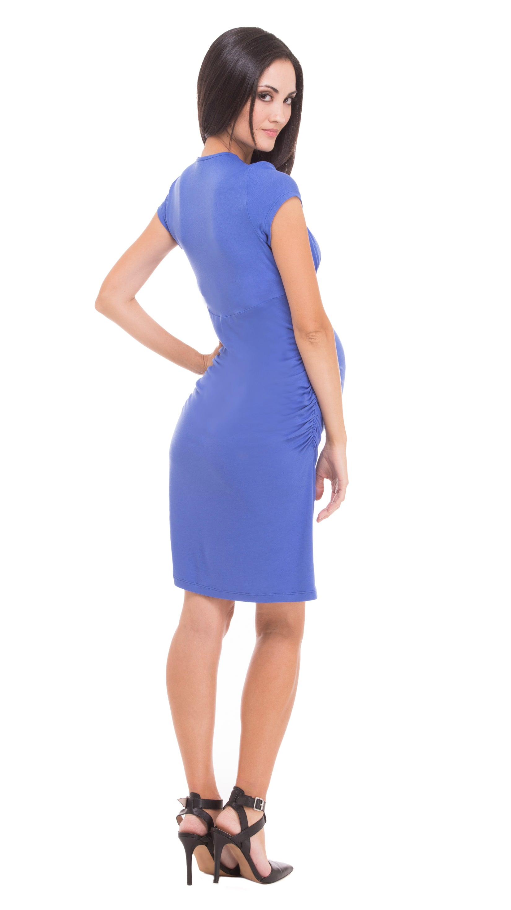 Lucy Ruched Dress