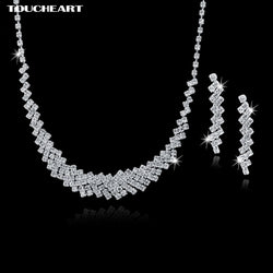 Shine On Crystal Jewelry Set