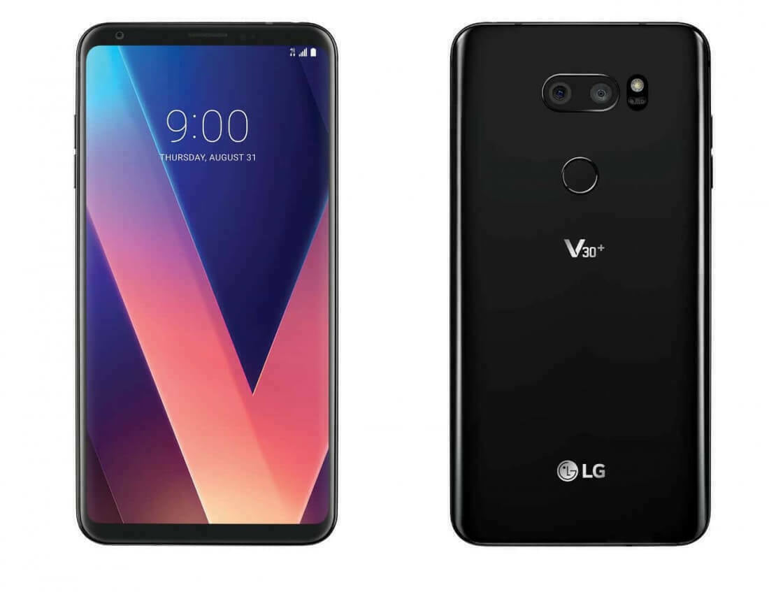 LG V30 Plus - 128GB - GSM Unlocked Smartphone 10/10