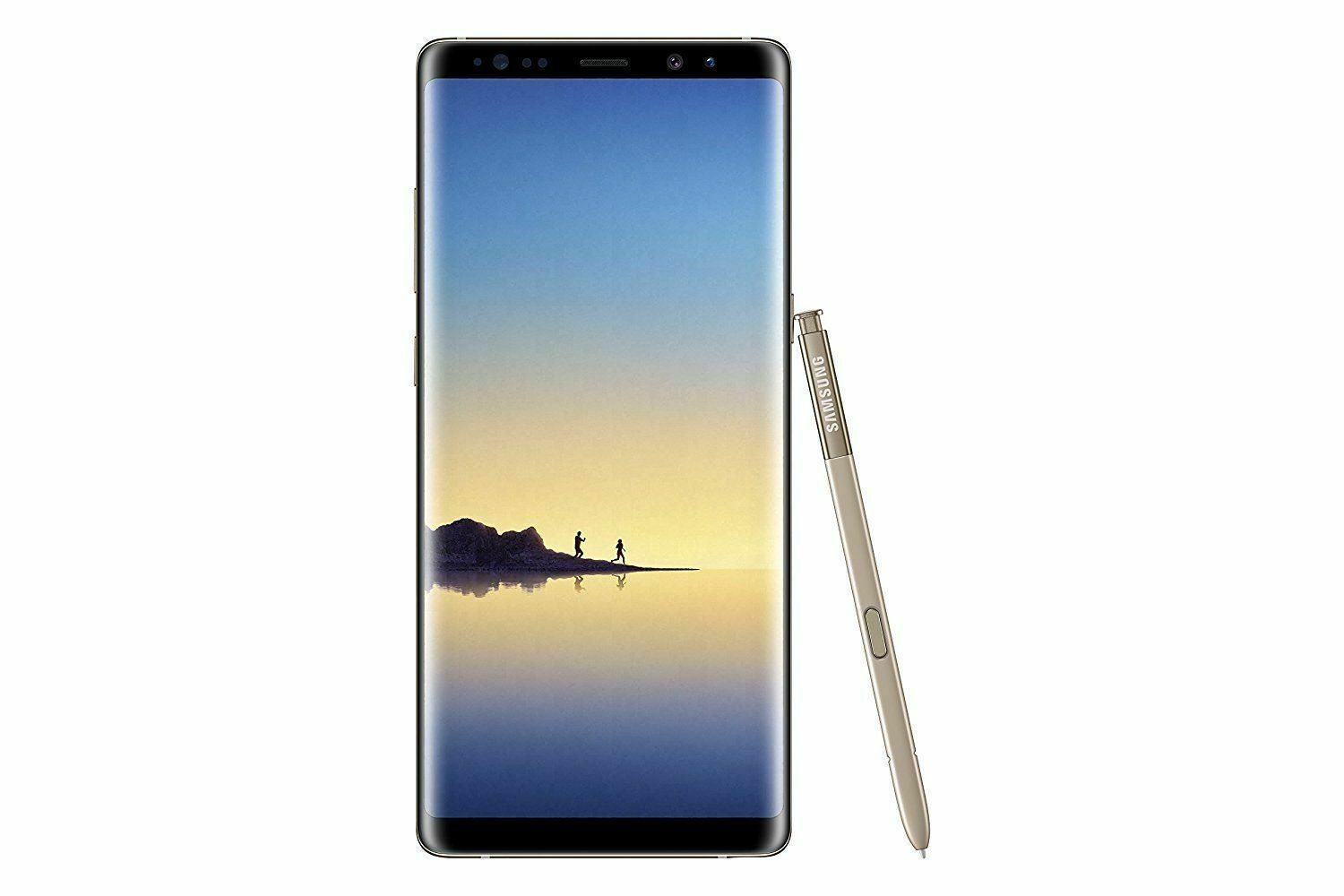 Samsung Galaxy Note 8 SM-N950 - 64GB - GSM Unlocked Smartphone 9/10