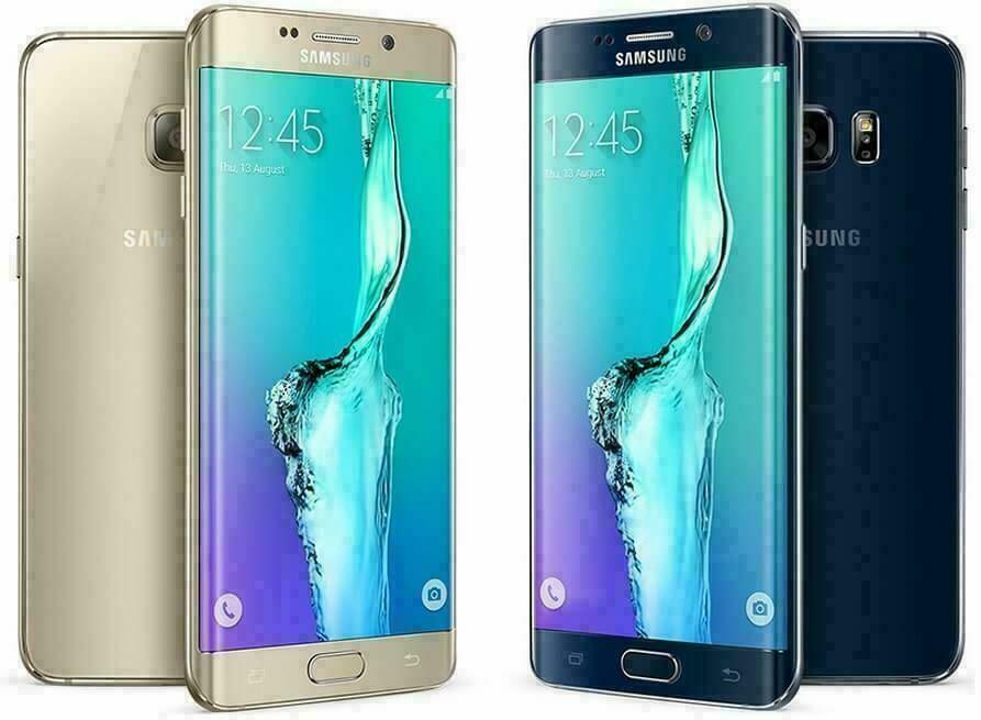 Samsung Galaxy S6 Edge Plus SM-G928 ATT TMOBILE- 32GB - GSM Unlocked 7/10