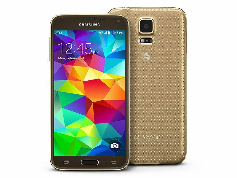 Samsung Galaxy S5 - SM-G900V - 16GB - Verizon Unlocked Smartphone 9/10
