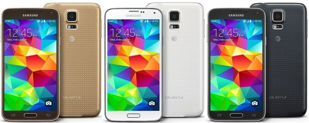 Samsung Galaxy S5 SM-G900 - 16GB - GSM Unlocked - Fully Functional, Paint Peel