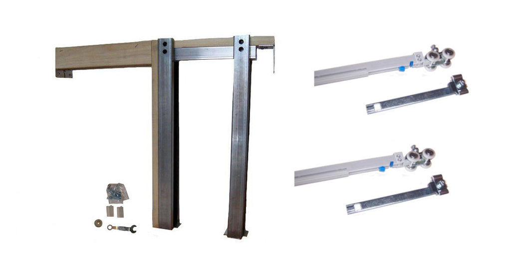 2450 Series- Pocket Door Frame Kit for 2 x 4 Construction