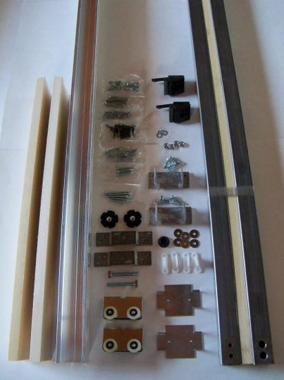 1000 Series Headerless Pocket Door Frame Kits
