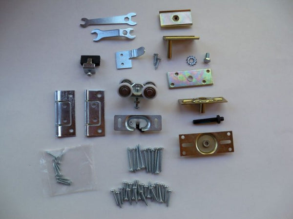 Multi-Fold Hardware Sets