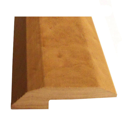Style 2-  Solid Hardwood Interior Threshold in CHERRY