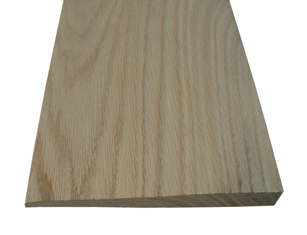 Red Oak Style D Threshold