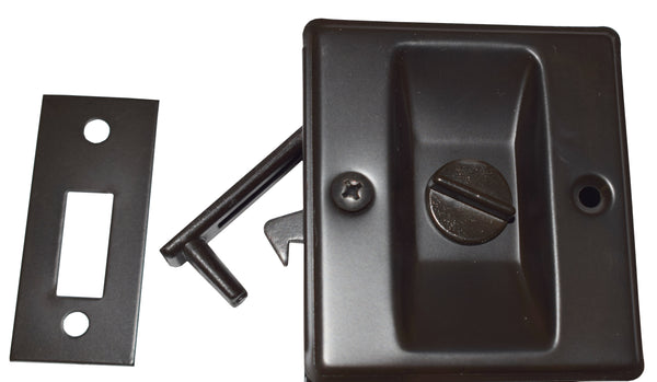 Heavy Duty Privacy Pocket Door Pull