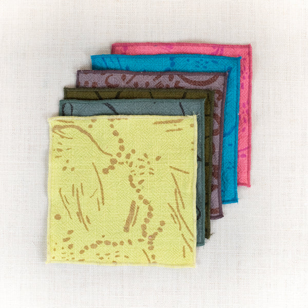 Mini Napkins - Mixed set #1