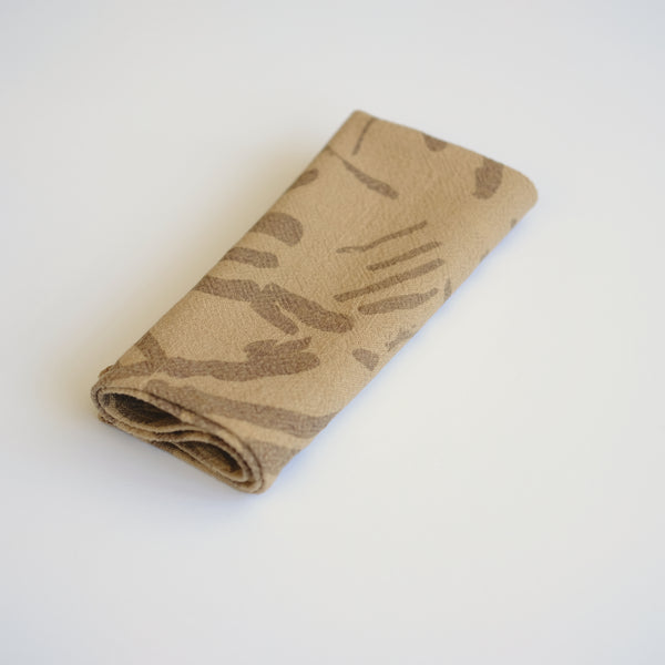 Everyday Napkins - Fold - Clay - Camel