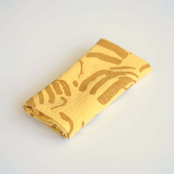 Everyday Napkins - Fold - Gold - Sunbeam