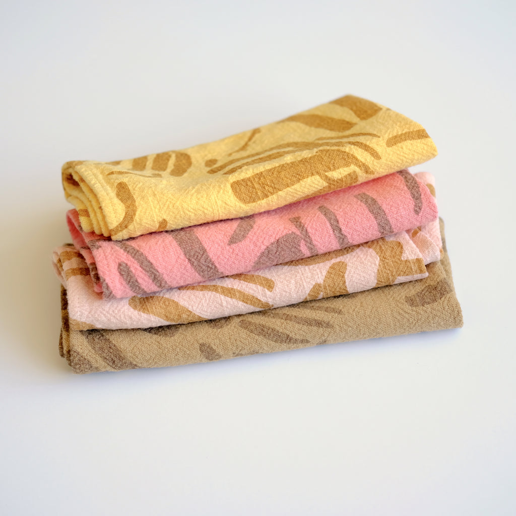 Everyday Napkins - Fold - Gold - Champagne