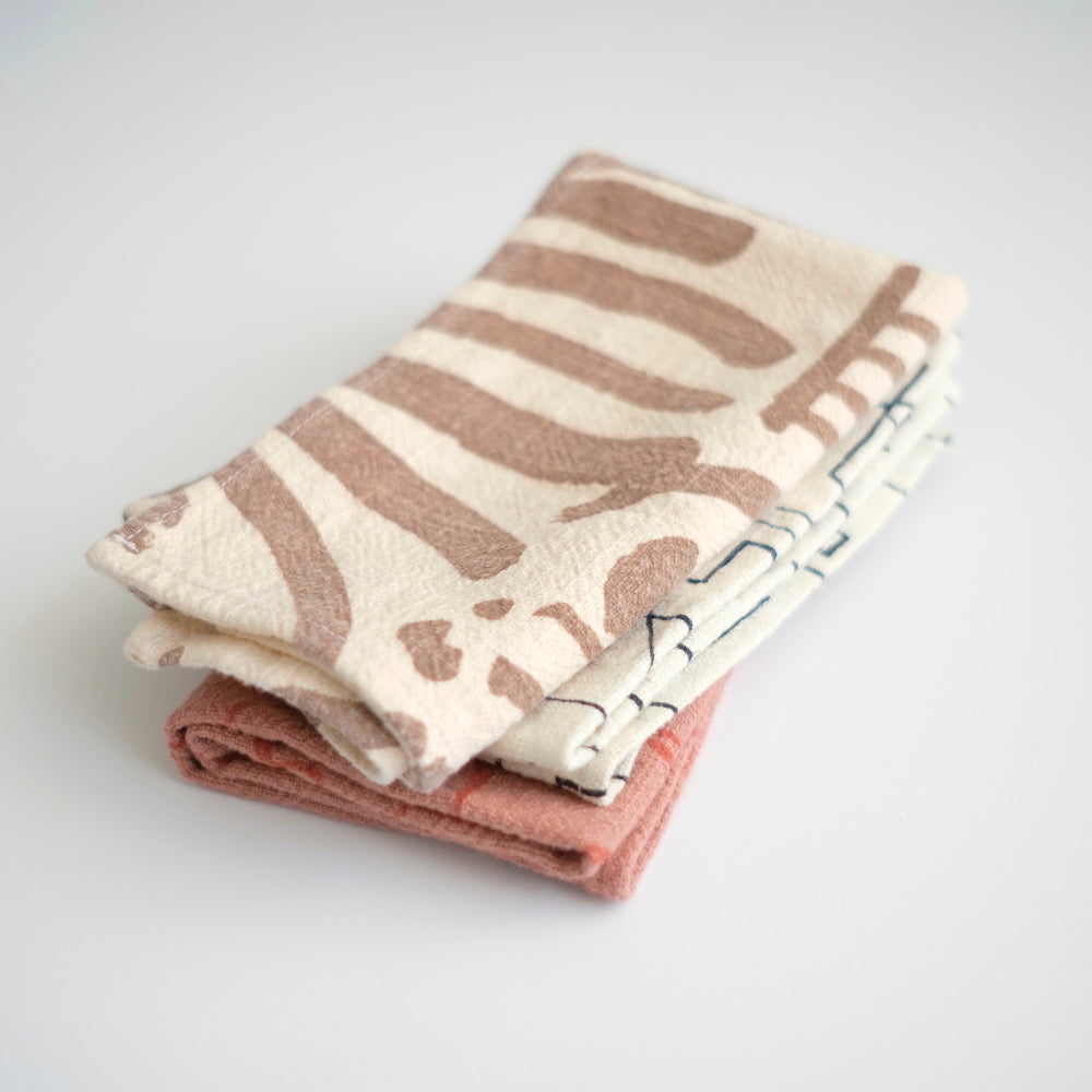 Everyday Napkins - Fold - Clay/blush
