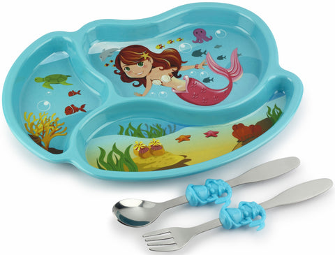 Mermaid Meal Set