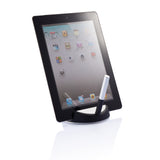 chef tablet stand with stylus pointer tool mess free
