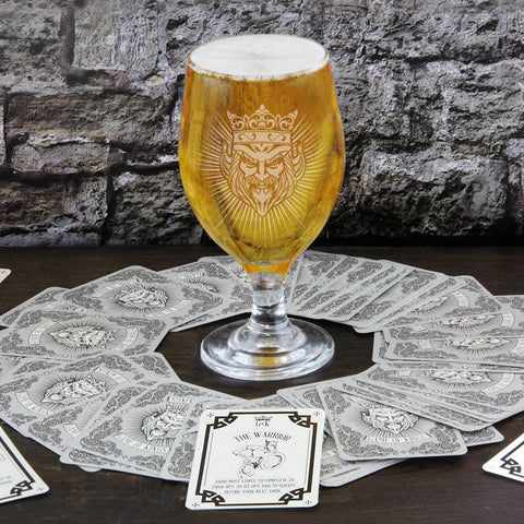 Game of Kings Drinking Game