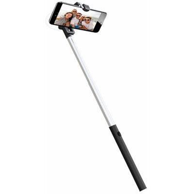 selfie stick white background earphone jack