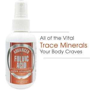 CCL Advanced Fulvic Acid™ | Over 72 Trace Minerals and Nutrients