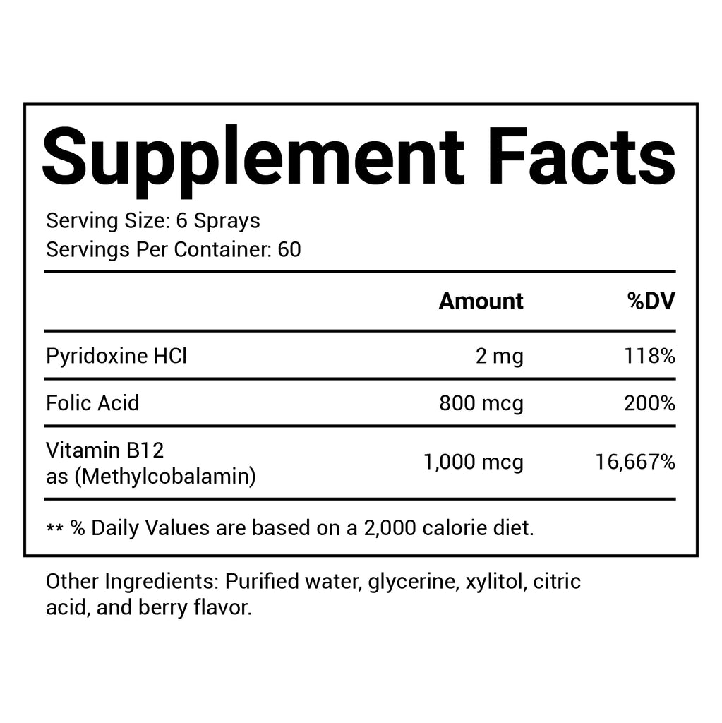 CCL Advanced Vitamin B12 Complex™ | Energy, Metabolism, and More