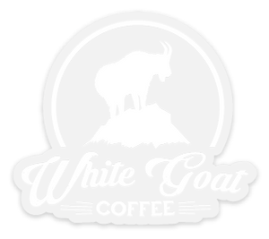 White Goat Decal - White Goat Coffee