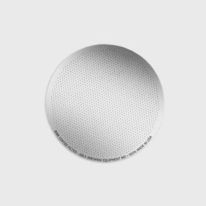 Charger l'image dans la galerie, Reusable Brewing Disk Filter - White Goat Coffee