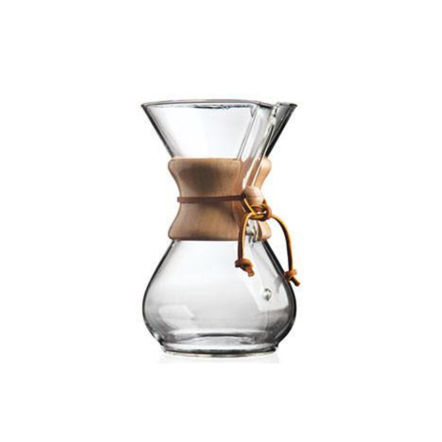Chemex Classic 6 Cup - White Goat Coffee