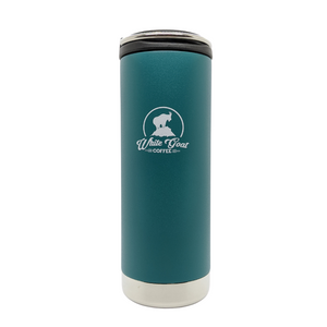 Travel Mug - 16oz - White Goat Coffee