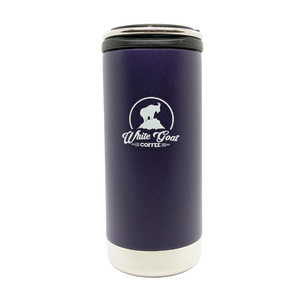 Travel Mug - 12oz - White Goat Coffee