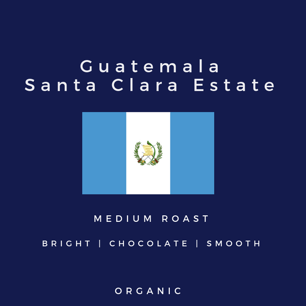 *NEW-Guatemala Santa Clara Estate