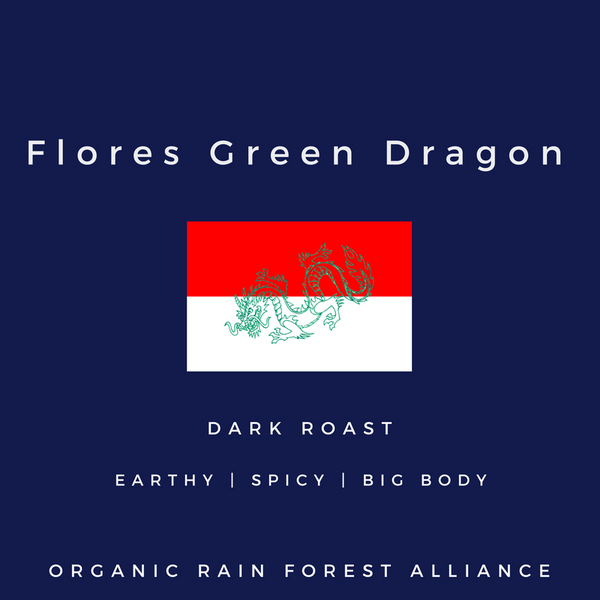 Flores Green Dragon