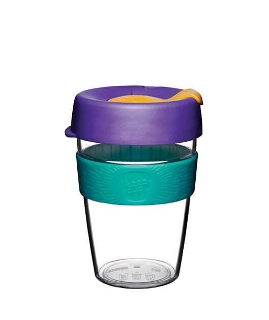 KeepCup Changemaker Clear Edition - 12oz - White Goat Coffee
