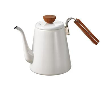 Hario Bona Drip Kettle - White Goat Coffee