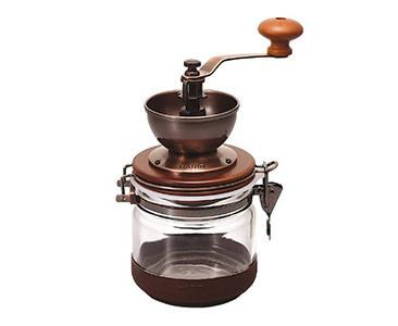 Hario Canister Coffee Mill - White Goat Coffee